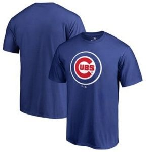 Major League Baseball T-Shirt Cubs Graphic